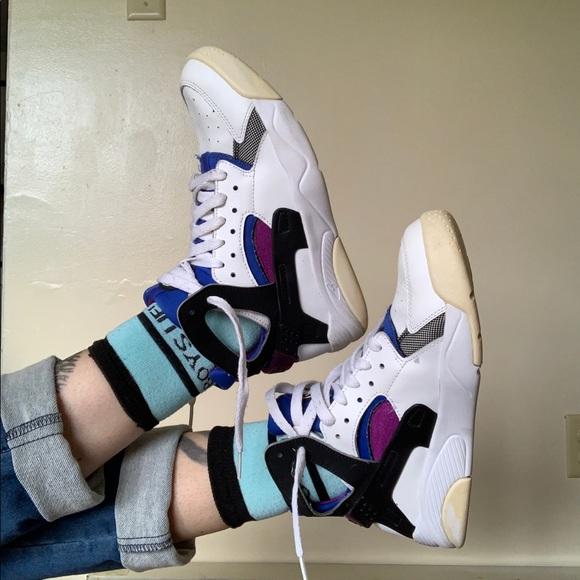Folleto Comedia de enredo reposo  Nike Shoes | Nike Huarache Retro Shoes | Poshmark